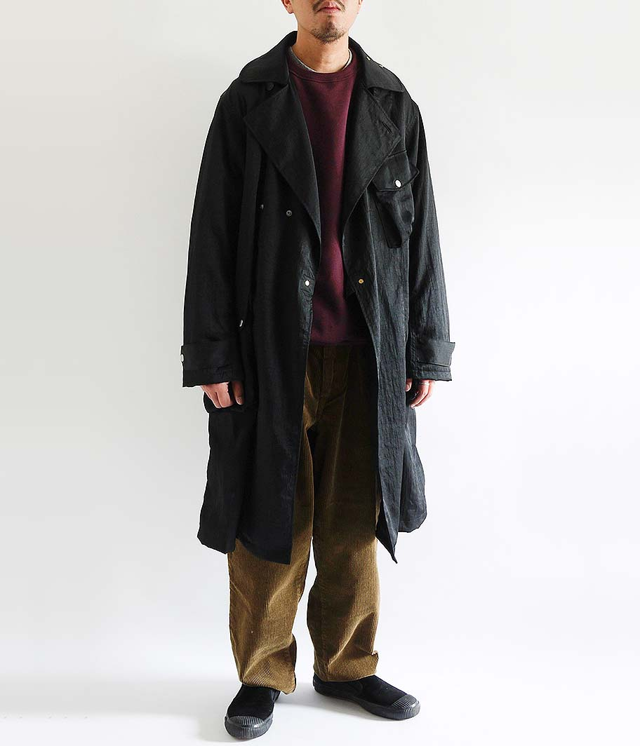 ANACHRONORM Trench Coat