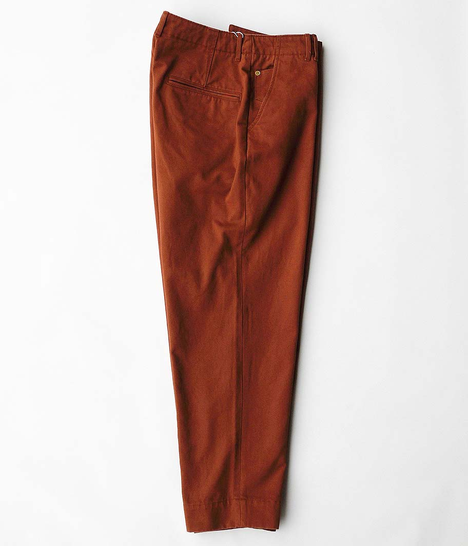ANACHRONORM Tapered Trousers
