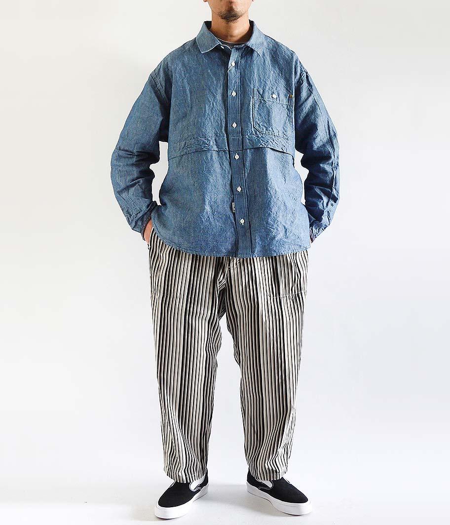 ANACHRONORM 5oz Re Size Shirt L/S