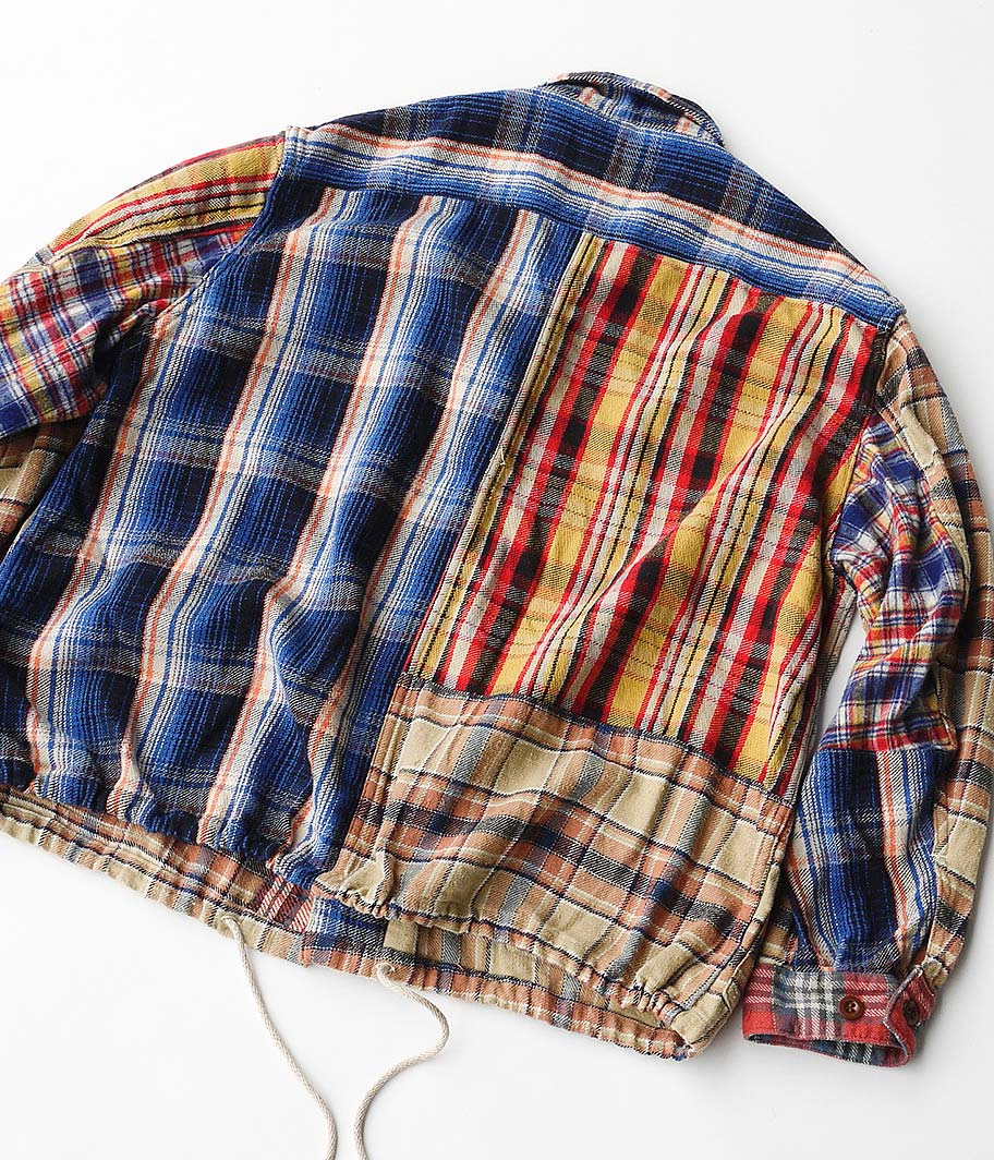 ANACHRONORM L/S COVERALL SHIRT