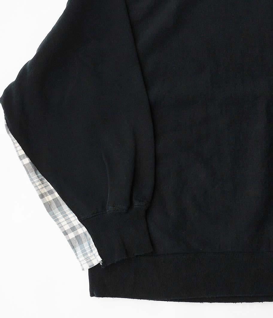 ANACHRONORM Crashed Sweatshirt