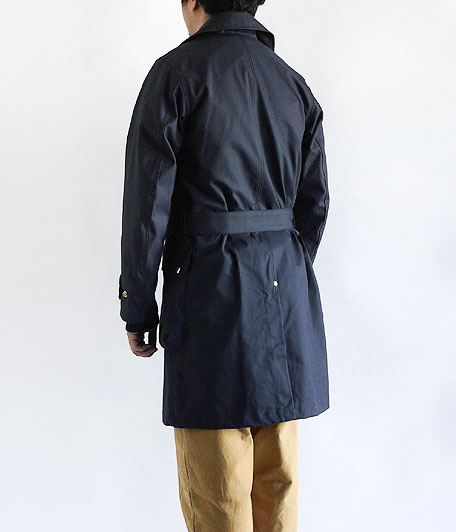 ANACHRONORM Ventile Cotton Trench Coat