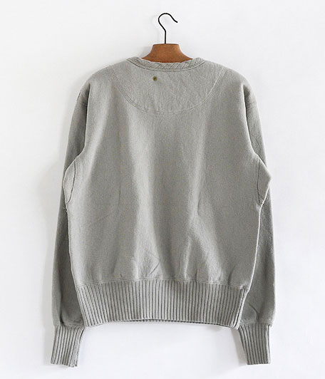 ANACHRONORM Fleece Crew Neck Sweatshirt