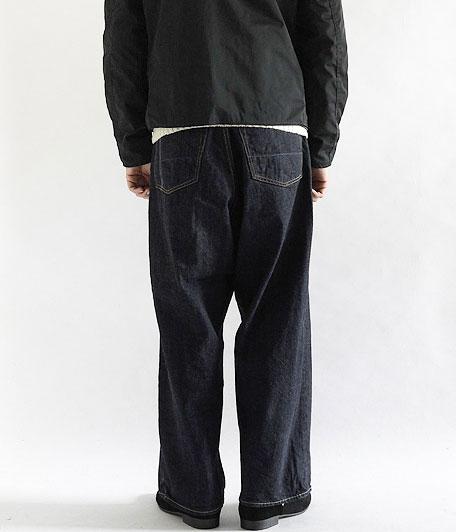 ANACHRONORM Denim Baggy Jean
