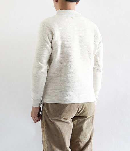 ANACHRONORM Double Face Mocneck Under-Shirt