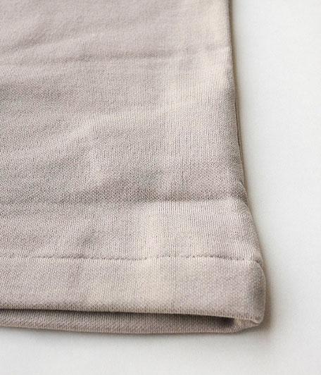 ANACHRONORM Cotton Fleece Highneck Tee