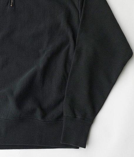 ANACHRONORM Half Zip Sweatshirt