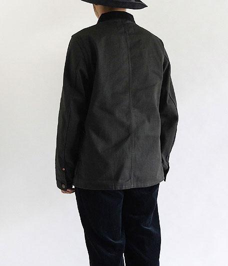ANACHRONORM Twill Rail Road Jacket