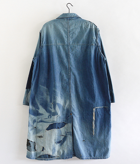 ANACHRONORM 8oz Denim Shop Coat