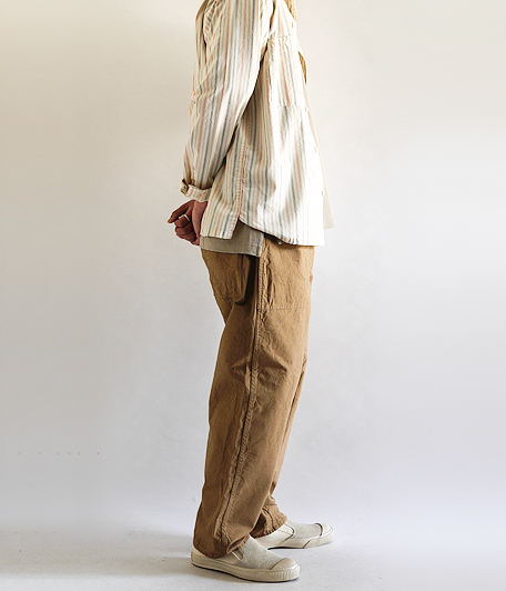 ANACHRONORM Tapered Easy Pants