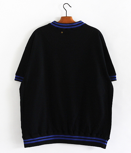 ANACHRONORM Line Neck S/S Sweat