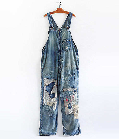 ANACHRONORM 8oz Denim Tapered Overall