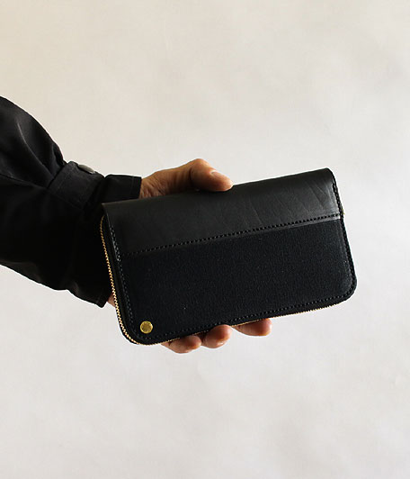 ANACHRONORM Large Wallet by BRASSBOUND