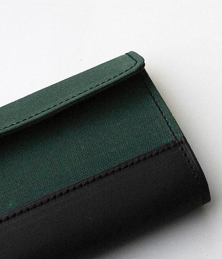 ANACHRONORM Middle Wallet by BRASSBOUND