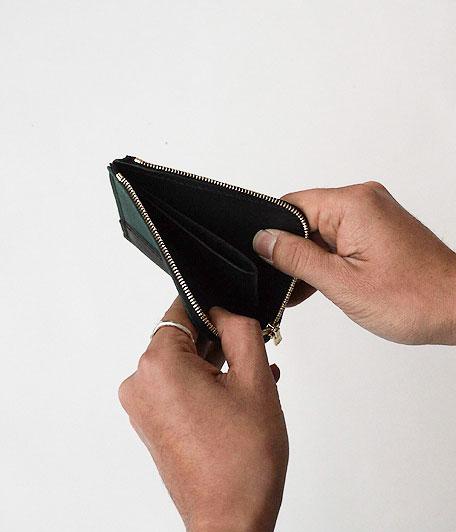 ANACHRONORM Small Wallet by BRASSBOUND