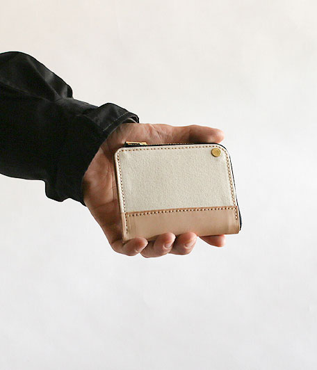 ANACHRONORM Small Wallet by BRASSBOUND
