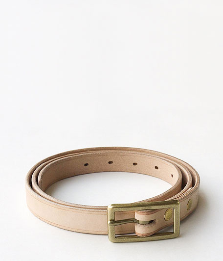 ANACHRONORM 20mm LONG BELT by BRASSBOUND