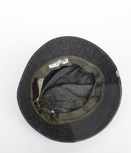 ANACHRONORM BEAT INITIAL HAT by DECHO
