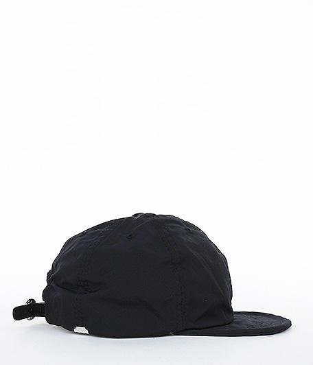 ANACHRONORM Nylon Leather Buckle Cap