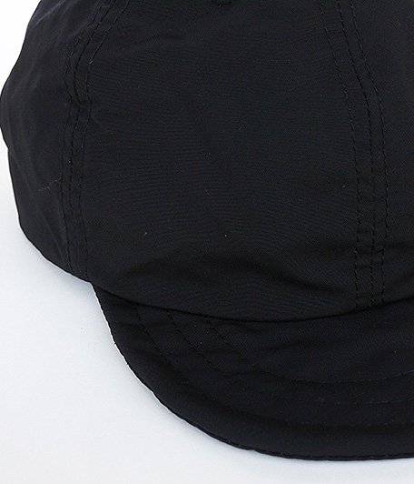 ANACHRONORM Nylon Leather Buckle Cap