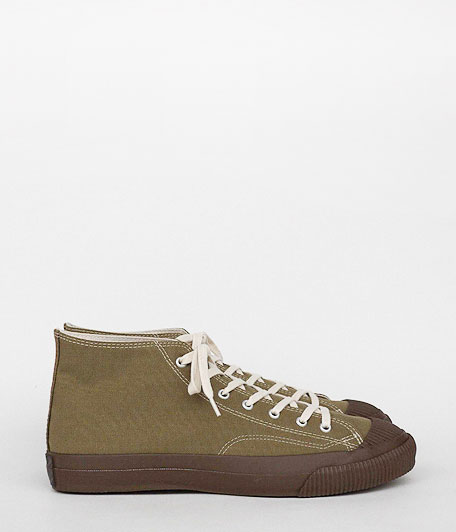 ANACHRONORM P.R.A.S Mid-Cut BROWN SOLE
