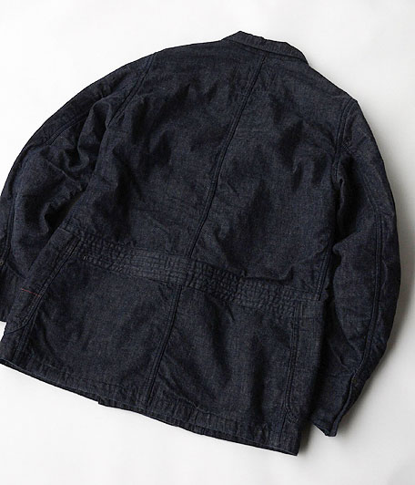 ANACHRONORM RADICAL 別注 Denim Lapel Jacket One Wash