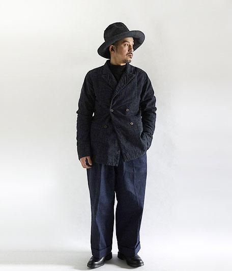ANACHRONORM RADICAL 別注 Denim Lapel Jacket One Wash