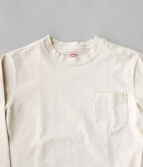 ANACHRONORM Standard Heavy Weight Pocket L/S T-shirt