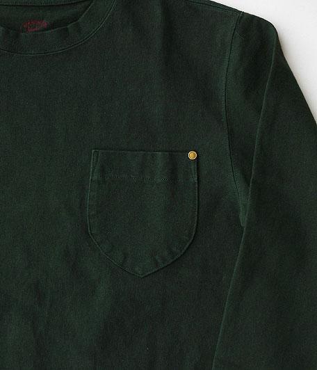 ANACHRONORM Standard Heavy Weight Pocket L/S T-shirt