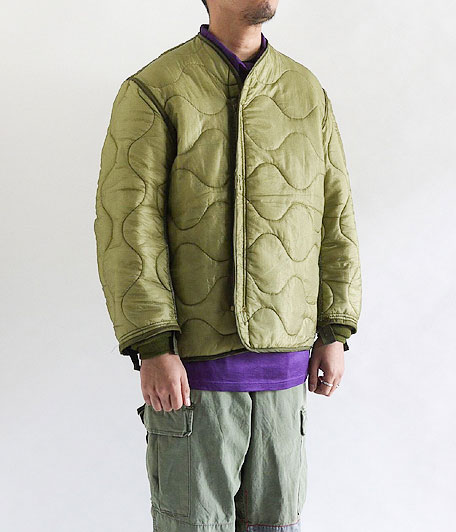 ANACHRONORM Customized Liner Jacket