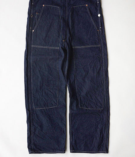 ANACHRONORM Rinsed Denim Overall