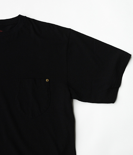 ANACHRONORM Standard Crew Pocket T-S