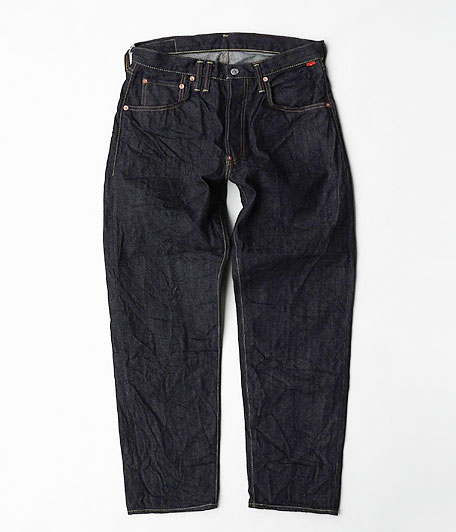 ANACHRONORM New α [NORM001 INDIGO One Wash]