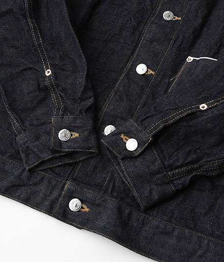 ANACHRONORM New ε [NORM006 INDIGO One Wash]
