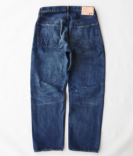 ANACHRONORM Type-α Basic Tapered Jeans