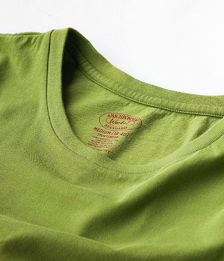 ANACHRONORM Standard C Neck Pocket T-shirt