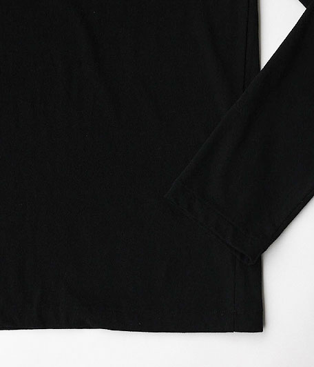 ANACHRONORM Standard C Neck Pocket  L/S T-shirt