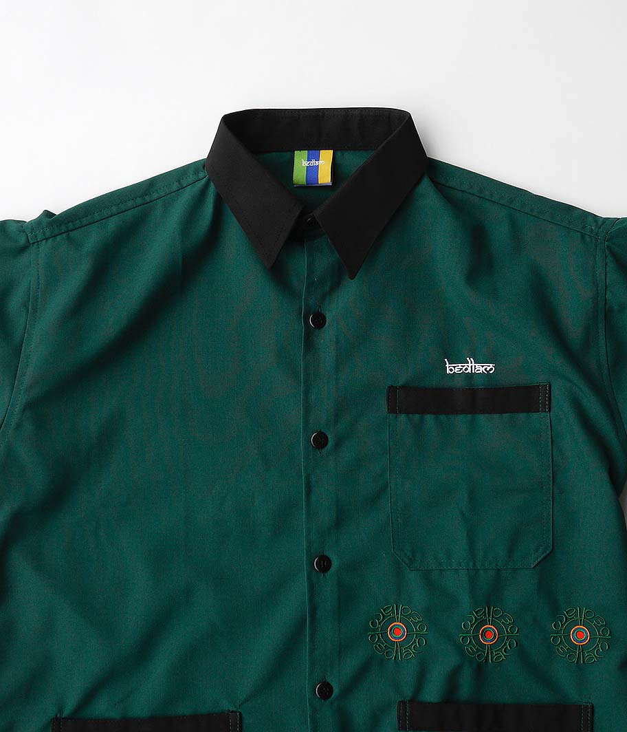 Bedlam 3 Pocket Work Shirt