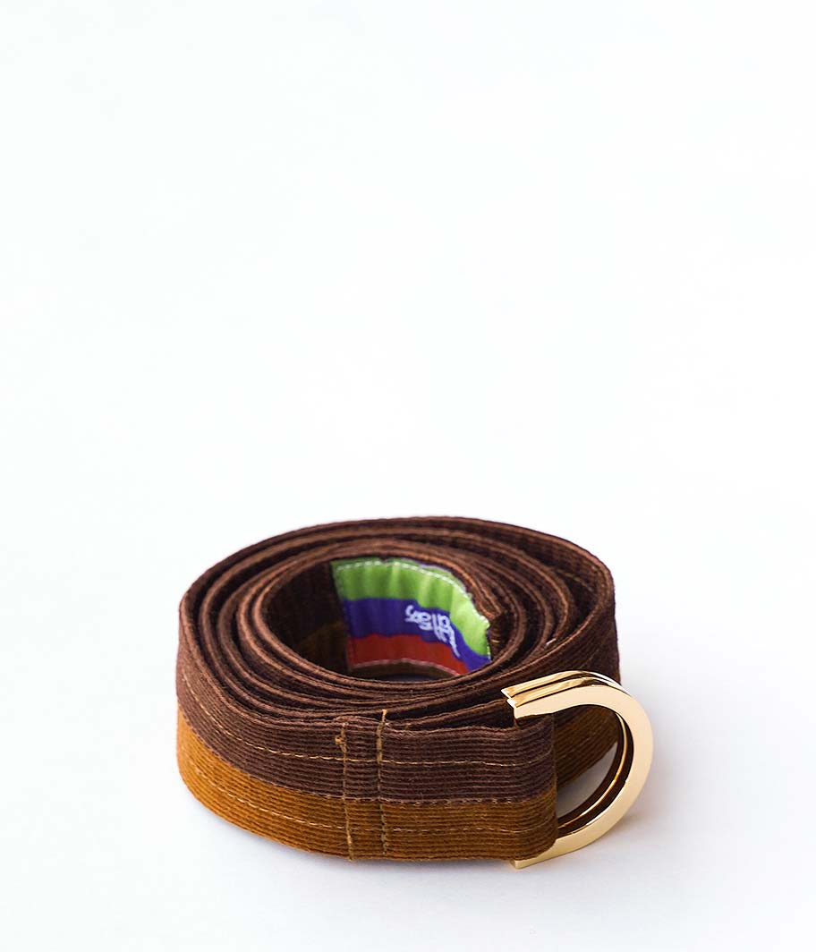 Bedlam Gimmicks D-ring Belt