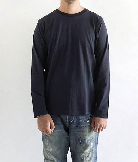 BETTER CREW NECK L/S T-SHIRT