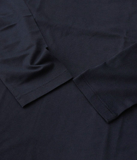 BETTER CREW NECK L/S T-SHIRT