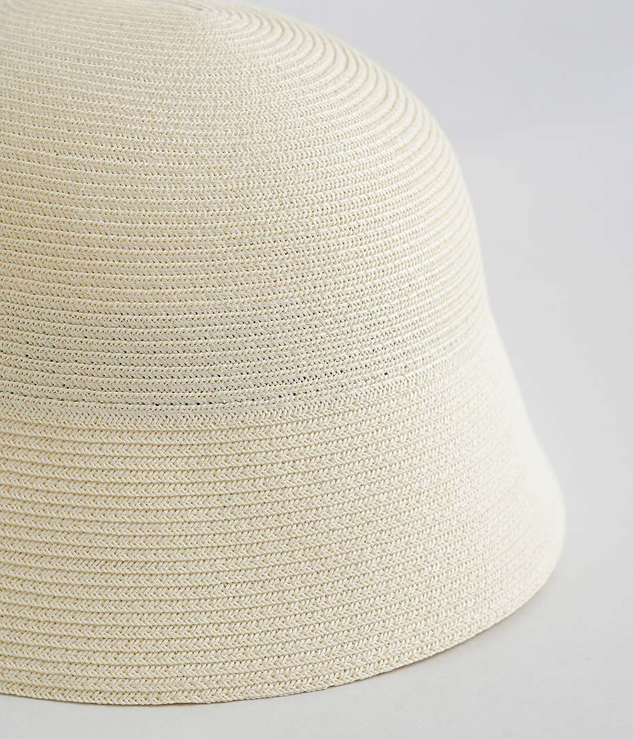bocodeco for RADICAL Exclusive Paper Braid Sailor Hat