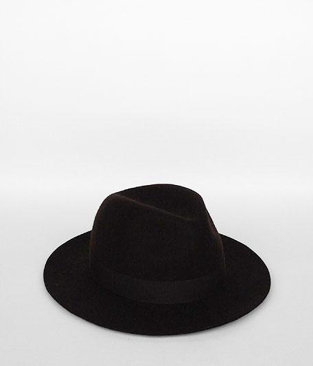 Chapeaugraphy RADICAL別注 Long Brim Felt Hat