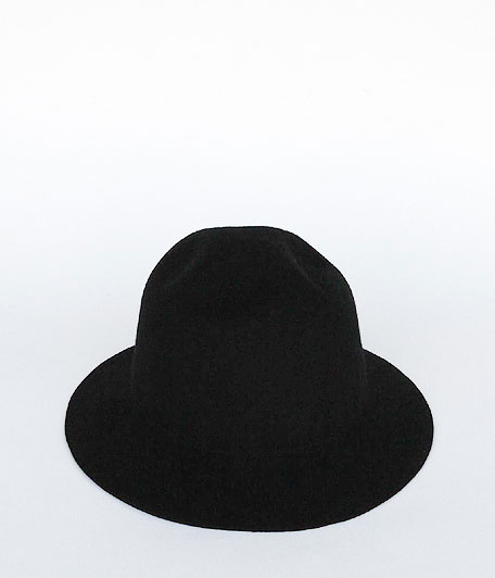Chapeaugraphy RADICAL別注 Mountain Felt Hat