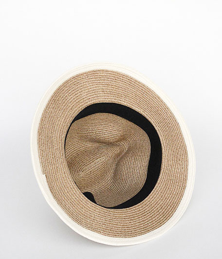 Chapeaugraphy Long Brim Paper Hat