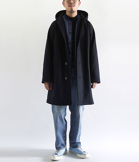 CORONA UP DUSTER PARKA