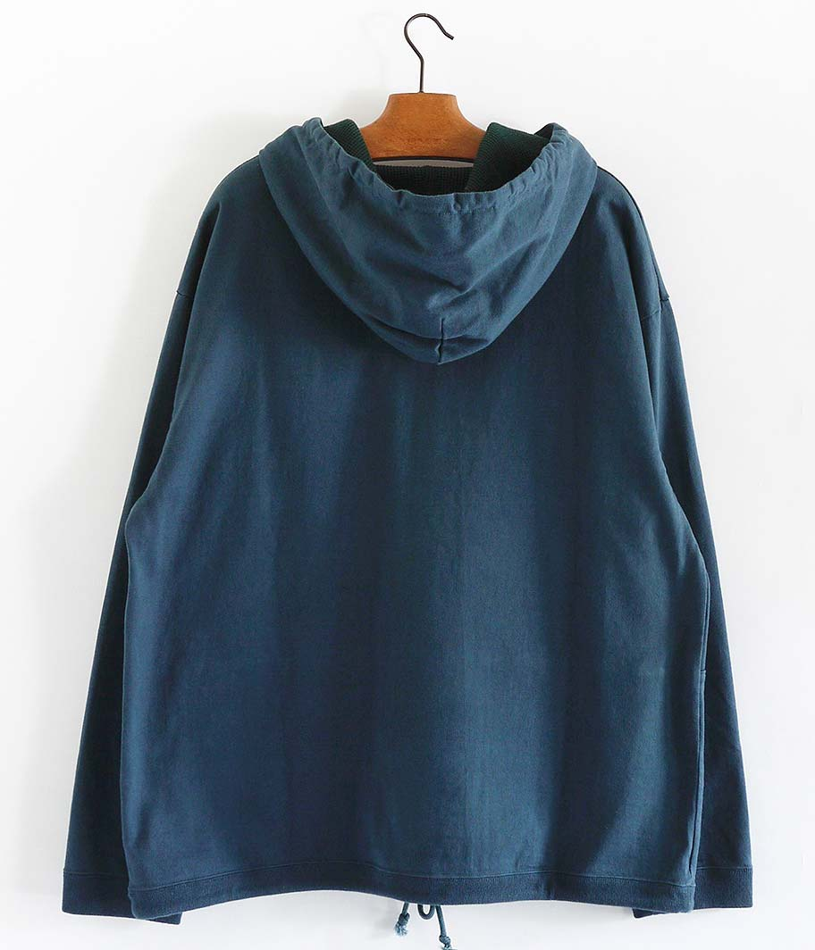 crepuscule Button P/O Hoodie