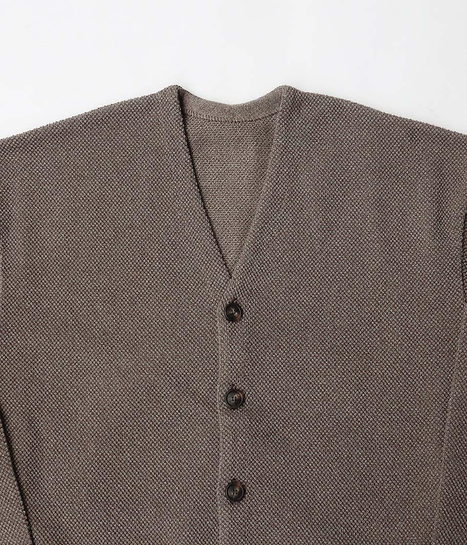crepuscule Moss Stitch Cardigan