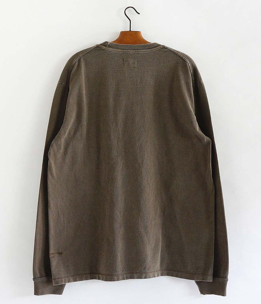 CURLY HELICAL LS TEE