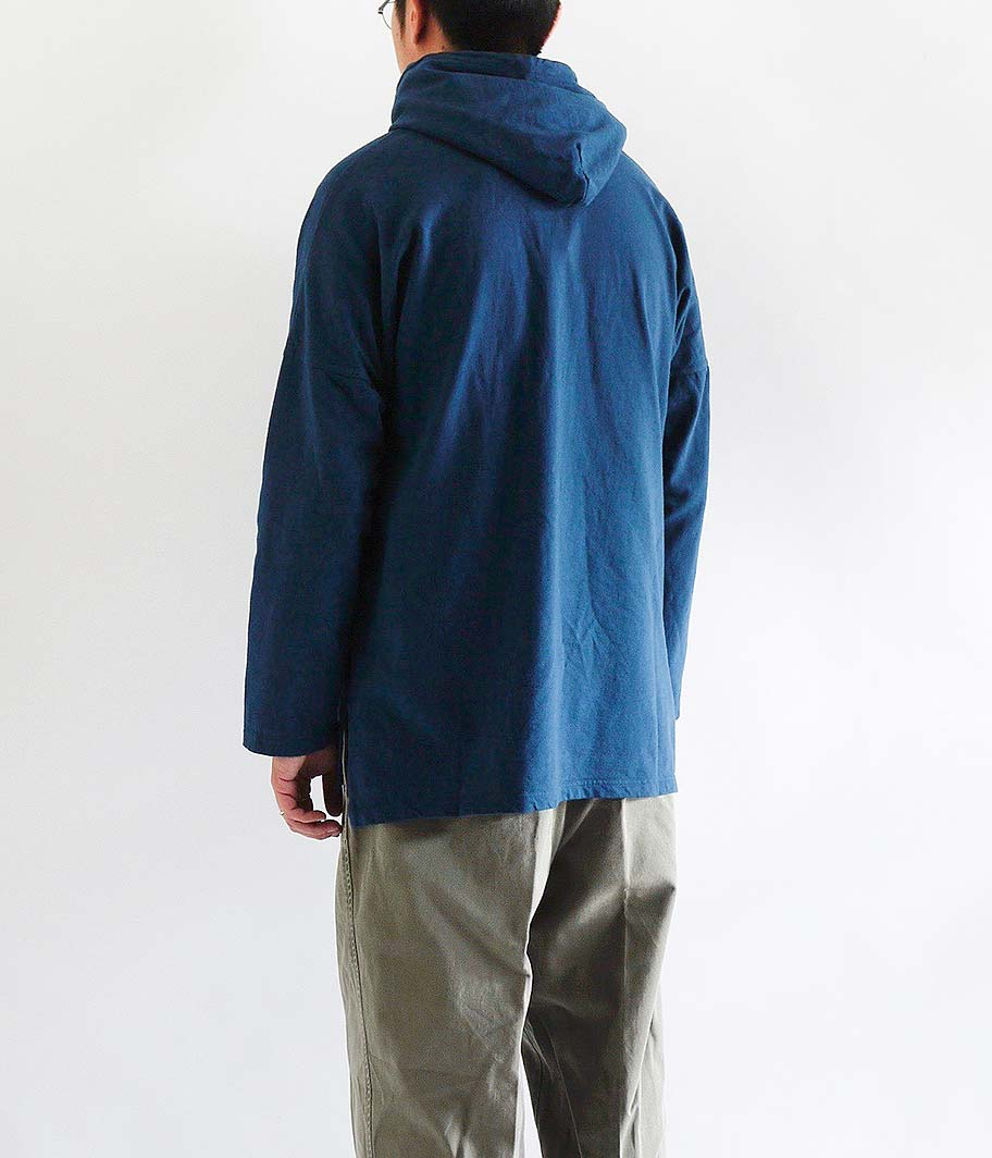CURLY FROSTED LS PARKA